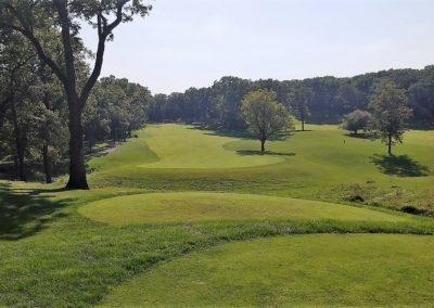 Geneva National Golf Resort Trevino Course Hole 1 Tee Shot