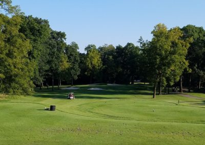 Geneva National Golf Resort Trevino Course Hole 17 Par 3 Tee