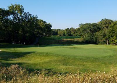 Geneva National Golf Resort Trevino Course Hole 18 Green