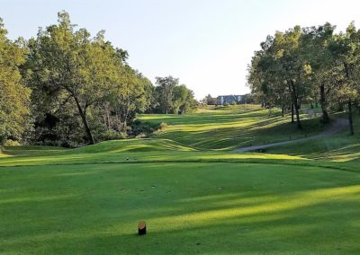 Geneva National Golf Resort Trevino Course Hole 18 Tee