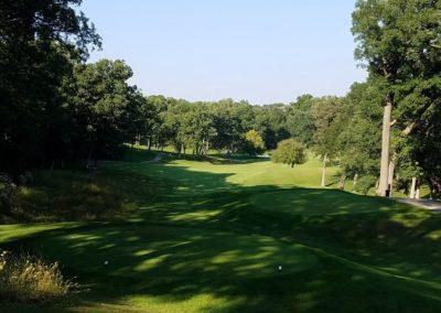 Geneva National Golf Resort Trevino Course Hole 2 Tee