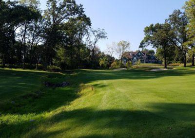 Geneva National Golf Resort Trevino Course Hole 5 Hazard