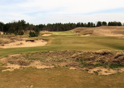Sand Valley Golf Resort Sandbox Approach