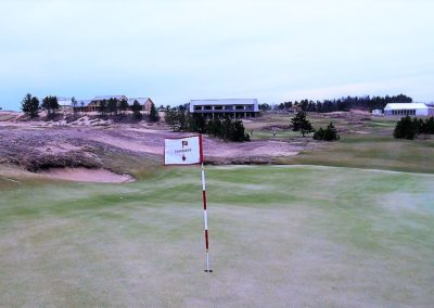 Sand Valley Golf Resort Sandbox Flagstick