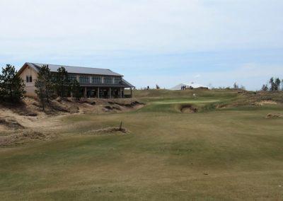 Sand Valley Golf Resort Sandbox Hole 17 Tee