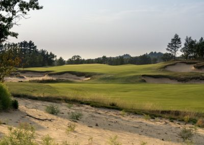 Sand Valley Resort Sand Valley Course Approach STOCK