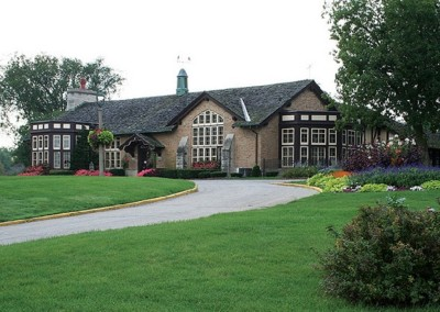 Brown Deer Golf Course Clubhouse