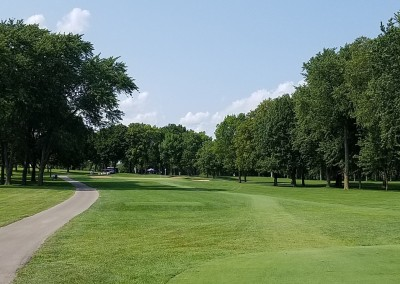Brown Deer Golf Course Hole 14 Tee