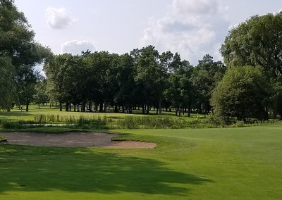 Brown Deer Golf Course Hole 16 Approach Symetra