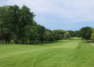 Brown Deer Golf Course Hole 4 Fairway