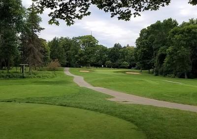Brown Deer Golf Course Hole 5 Tee