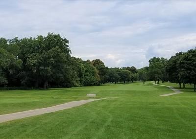 Brown Deer Golf Course Hole 6 Tee