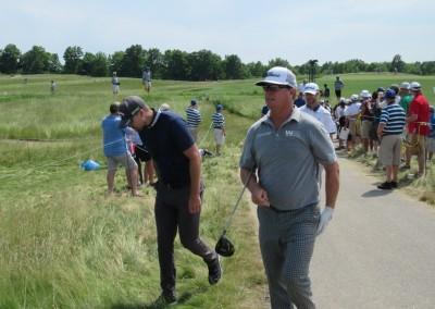 Erin Hills Golf Course 2017 U.S. Open Charley Hoffman