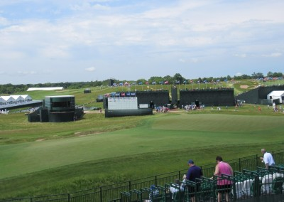Erin Hills Golf Course 2017 U.S. Open Finishing Hole