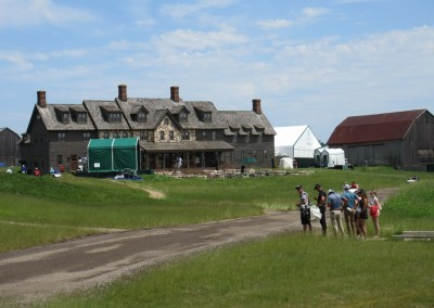 Erin Hills Golf Course 2017 U.S. Open Lodge