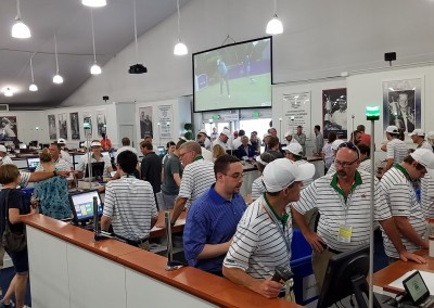 Erin Hills Golf Course 2017 U.S. Open Merchandise Checkout