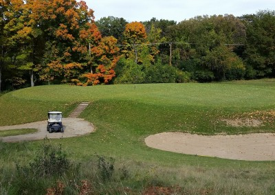 Golf Courses of Lawsonia - Links Course Hole 7 Green