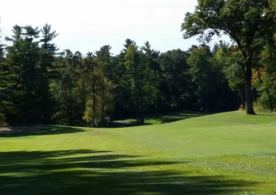 Golf Courses of Lawsonia - Woodlands Course - Hole 14 Tee