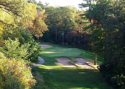Golf Courses of Lawsonia - Woodlands Course - Par 3 Tee