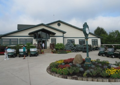 Hawks View Golf Course Clubhouse