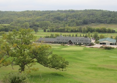 Hawks View Golf Course Clubhouse View
