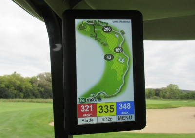 Hawks View Golf Course Hole 10 GPS