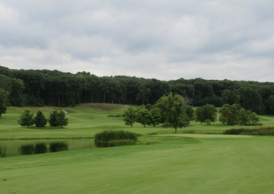 Hawks View Golf Course Hole 12 Approach