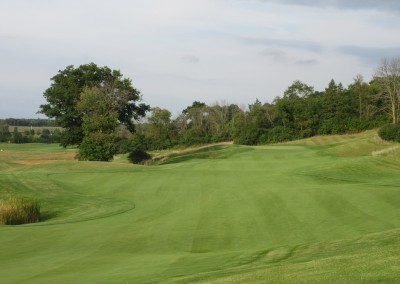 Hawks View Golf Course Hole 15 Approach