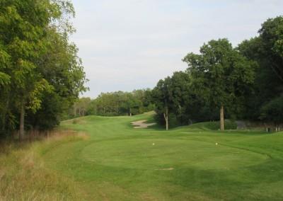 Hawks View Golf Course Hole 16 Tee
