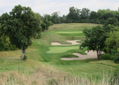 Hawks View Golf Course Hole 17 Back Tee