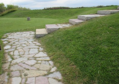 Hawks View Golf Course Hole 17 Back Tee Box