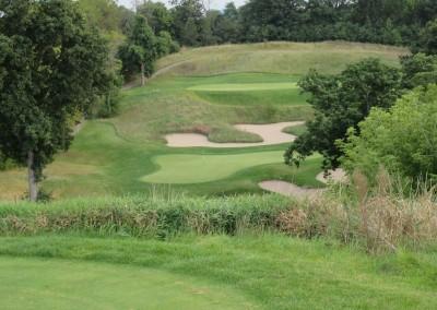 Hawks View Golf Course Hole 17 Tee