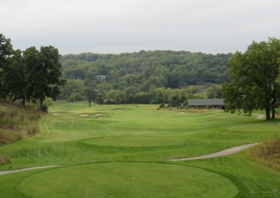 Hawks View Golf Course Hole 18 Tee