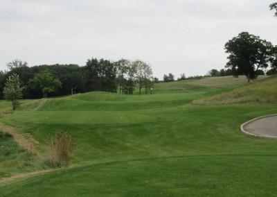 Hawks View Golf Course Hole 2 Tee