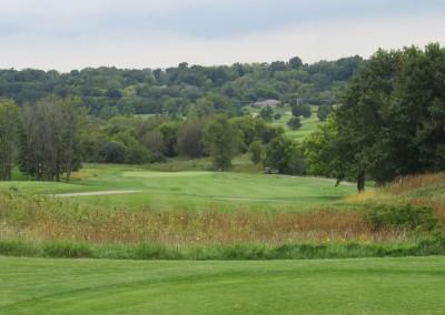 Hawks View Golf Course Hole 4 Tee