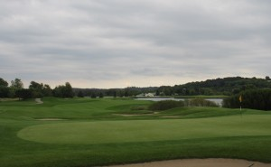 Hawks View Golf Course Hole 7 Green