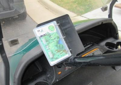 The Bog Golf Course Cart Guides