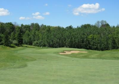 The Bog Golf Course Hole 10 Approach