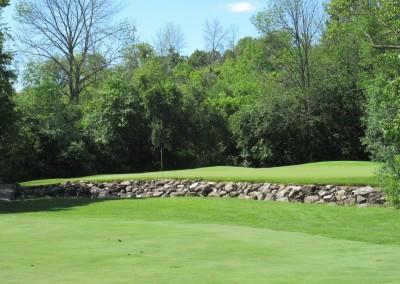 The Bog Golf Course Hole 12 Approach