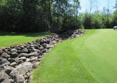 The Bog Golf Course Hole 12 Hazard
