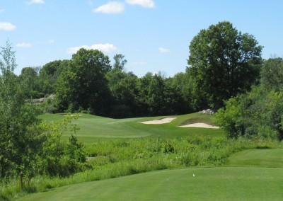 The Bog Golf Course Hole 12 Tee