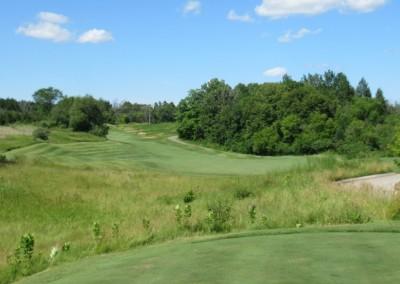 The Bog Golf Course Hole 14 Tee