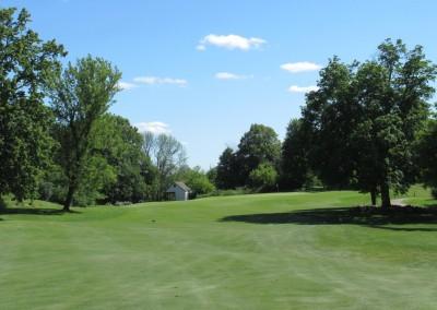 The Bog Golf Course Hole 15 Approach