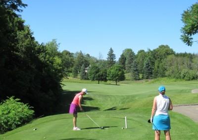 The Bog Golf Course Hole 16 Tee