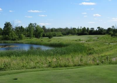 The Bog Golf Course Hole 17 Tee