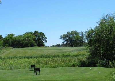 The Bog Golf Course Hole 6 Tee