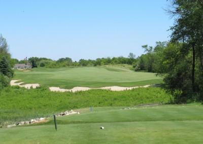 The Bog Golf Course Hole 7 Tee