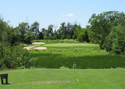 The Bog Golf Course Hole 8 Tee