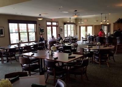 The Bull at Pinehurst Farms Clubhouse Restaurant