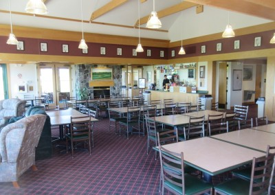 Washington County Golf Course Clubhouse Interior